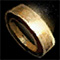 Antique Golden Ascalonian Ring